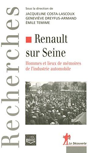 Renault sur Seine