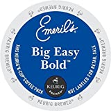 Emerils Big Easy Bold Coffee K-Cup Portion Pack for Keurig Brewers, 96-Count
