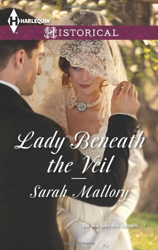 Image of Lady Beneath the Veil (Harlequin Historical)
