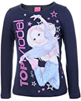 Top Model - Sweat-shirt - Manches longues Fille