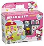 Mega Bloks Hello Kitty Buildable School House Playset