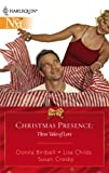 img - for Christmas Presence: Three Tales Of Love: Christmas Presence\Secret Santa\You're All I Want For Christmas book / textbook / text book