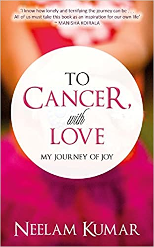 To Cancer, With Love : Book Cover