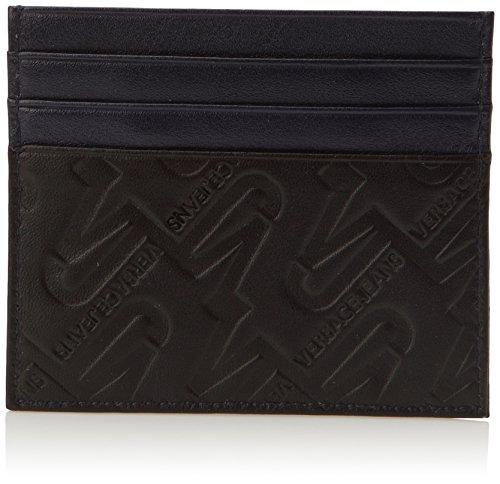 Versace Jeans - Portafogli, Uomo, Nero (Noir (76591 899 Nero)), Taglia unica