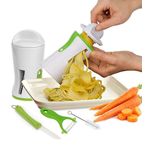 premium-4-in-1-vegetable-spiralizer-spiral-slicer-bundle-white-free-ceramic-peeler-free-ceramic-knif
