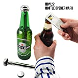 Beer-Chiller-Sticks-Set-of-2-Coolers-to-Keep-Drinks-Cold-Perfect-Birthday-Present-or-Holiday-Gift-for-Men-Dads-Students-Party-Includes-Stylish-Bottle-Opener