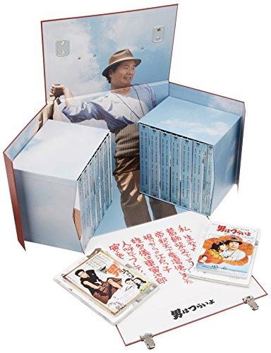 「男はつらいよ HDリマスター版」プレミアム全巻ボックス コンパクト仕様<全53枚組></noscript> [DVD]&#8221;></a><br /> <a href=