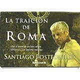AFRICANUS: LA TRAICION DE ROMA: 0003 (LIBRINOS.)