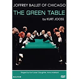The Green Table (Kurt Jooss) (Joffrey Ballet Chicago)