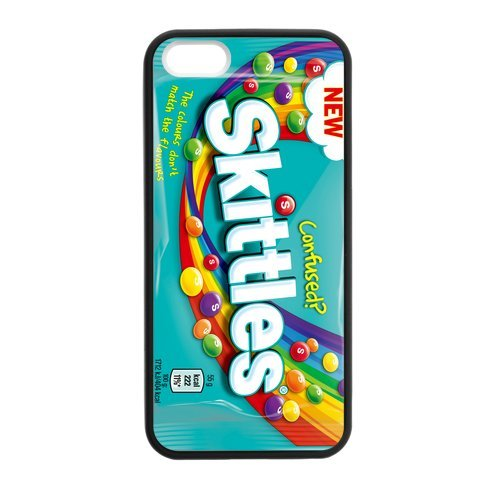 persoanlized-diseno-dulces-skittles-iphone-55s-caso-de-la-cubierta-de-encargo-for-iphone-55s-tpu