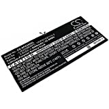 Cameron Sino Replacement Battery for Sony Castor, SGP511, SGP512, SGP521, SGP541, SGP551, SGP561, SOT21, Xperia Tablet Z2, Xperia Tablet Z2 TD-LTE