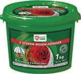 GREEN TOWER 2 Stufen Rosendünger 1Kg Eimer
