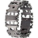 Leatherman - Tread Bracelet, The Travel Friendly Wearable Multi-Tool, Black (FFP)