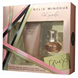 Pink Sparkle by Kylie 30ml Eau de Toilette Spray & 150ml Body Lotion
