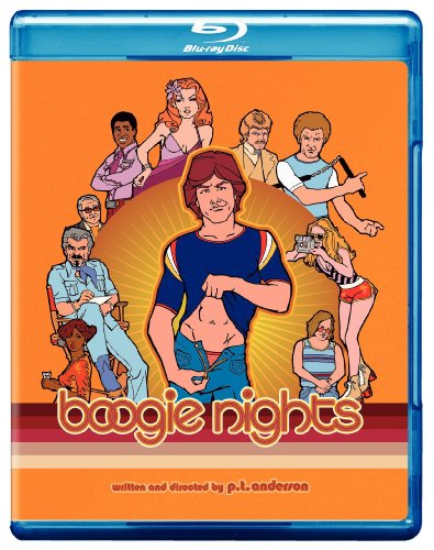 Cover art for  Boogie Nights [Blu-ray]