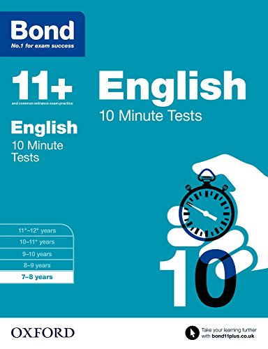 bond-11-english-10-minute-tests-7-8-years