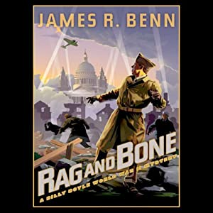 Rag and Bone: A Billy Boyle World War II Mystery | [James R. Benn]