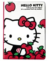 Sanrio Red Apple 2011 Hello Kitty Agenda Book - Hello Kitty Planner - Hello Kitty Schedule Book