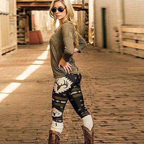 wensltd-women-new-design-elk-deer-skinny-printed-stretchy-pants-leggings-m-black