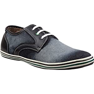 North Star Men Casual Shoes - Size 10 | Article Code - 8616665 | Colour : BLACK