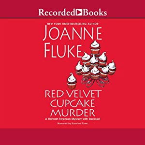 Red Velvet Cupcake Murder Audiobook