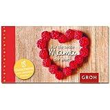Gutscheinbuch für die beste Mama der Welt - 18 Gutscheine mit herzlichen, leicht einlösbaren Versprechen