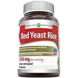 Amazon.com: NOW Foods Red Yeast Rice & Coq10, 120 Vcaps