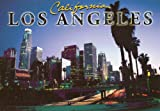 THE LOS ANGELES SKYLINE AT NIGHT POSTCARD PC57-LOS 083 - from Hibiscus Express