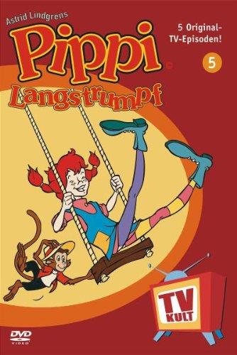 Lindgren-Edition: Pippi Langstrumpf, Teil 5 (Zeichentrick)