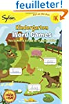 Kindergarten Word Games (Sylvan Fun o...