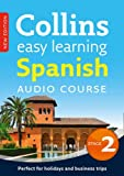 Ronan Fitzsimons Spanish: Stage 2 (Collins Easy Learning Audio Course)