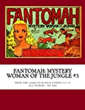 Fantomah: Mystery Woman Of The Jungle #3: From The Pages Of Jungle Comics #13-18 --- All Stories - No Ads