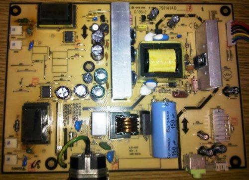 Samsung Lcd Capacitor Repair