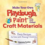 Make Yr.Own Playdough,Paint/Other..
