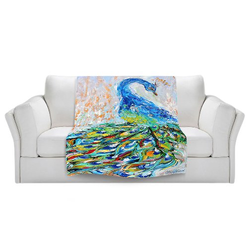 Peacock Baby Bedding 4047 front