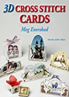 3D Cross Stitch Cards