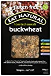 Eat Natural Buckwheat Toasted Muesli...