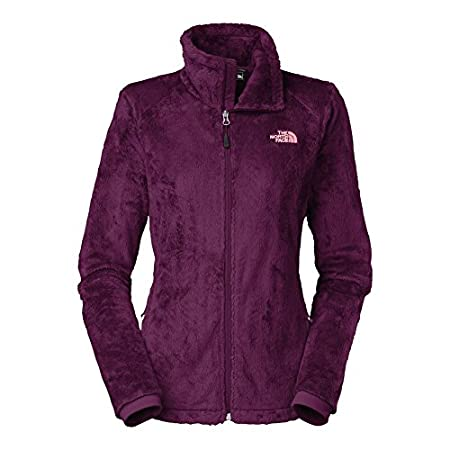 The North Face Osito 2 Womens Jacket - Wrap yourself in the luxurious warmth of the Osito 2 Jacket from The North Face. This best-selling fleece has been updated to give you a more flattering fit. The Osito 2 has a relaxed fit with a tailored waist g...