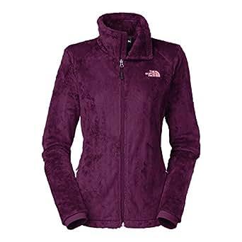 Amazon.com: The North Face Osito 2 Jacket Women's Parlour Purple