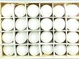 NaDeco® Hühnereier weiß 24 Stück