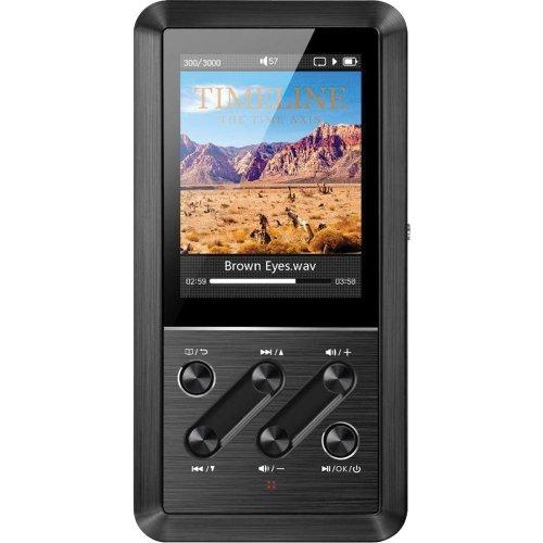 Fiio X3 Mastering Quality Music Player W/ Wolfson Dac Wm8740 24Bit 192K