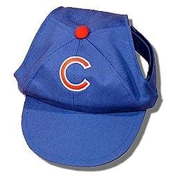 Sporty K9 MLB Chicago Cubs Dog Cap, Large