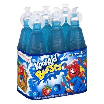 Blue Kool Aid uk Kool-aid Bursts Berry Blue