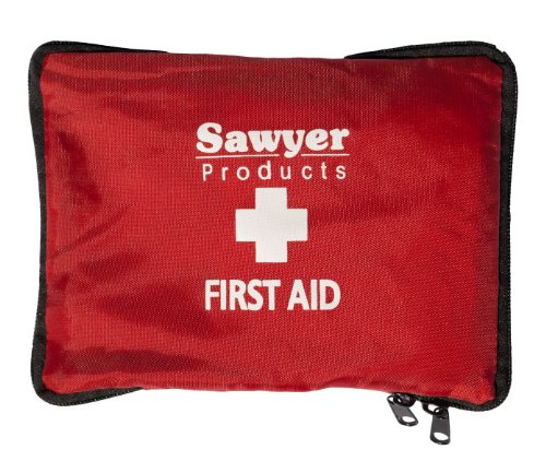 Sawyer Products Sp905 Safety-In-A Pouch First Aid Kit front-641657