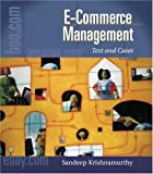 E-Commerce Management: Text and Cases (Series on University Mathematics)