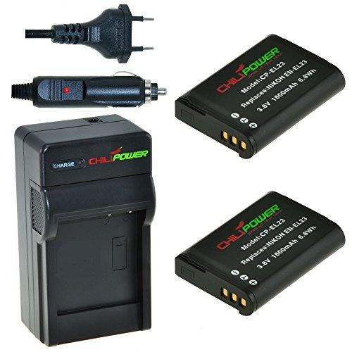 2x-bateria-cargador-chilipower-nikon-en-el23-enel23-1800mah-para-nikon-coolpix-p600