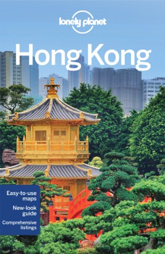 Lonely Planet Hong Kong (Travel Guide) front-991100