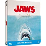 "JAWS - Der wei�e Hai - Limited Edition Steelbook (Blu-ray + Digital Copy)von ""Roy Scheider"""