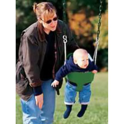 Kidwise Bucket Toddler Swing back-385871