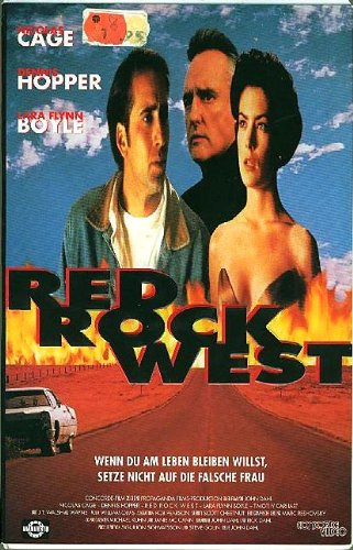 Red Rock West [VHS]